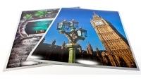 Fotoposter auf unseren Standard-Fotopapieren:
