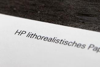 Premiumfotodruck auf mattem HP lithorealistischem Papier 270 g/qm
