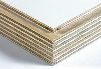 Rückseitige Schattenfuge für Hängung mit optischem Abstand zur Wand