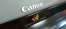 Hochauflösender Druck auf Canon iPF8300