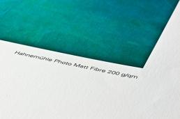 Fineartprint auf Papiere der Preiskategorie 1 (4 Sorten)
