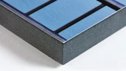 Foto auf Holz/MDF anthrazit in 20 x 13 und 20 x 15 cm